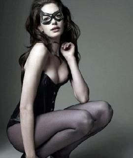Celebrity Diets: Anne Hathaway Catwoman Diet for Dark Knight Rises - Shape Magazine