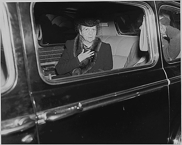 Frances Perkins became the first woman to serve in a Presidential Cabinet when she became FDRs Secretary of Labor. Under her watch, child labor was abolished, minimum wage and maximum-hour laws were enacted, and, through the National Labor Relations Act of 1935, workers were guaranteed the right to organize and bargain collectively.