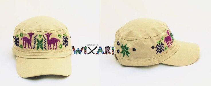 Colectivo Wixari, bordado artesanal Huichol de la Sierra de Jalisco
