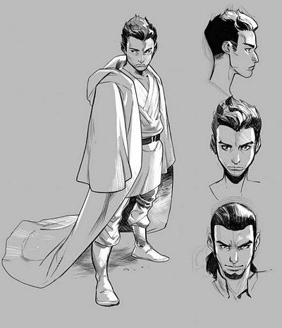 Kanan - Star Wars Rebels Comics