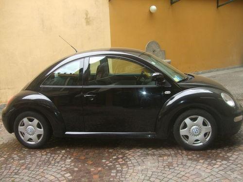 Volswagen New Beetle usato ma in perfetto stato e pochi km