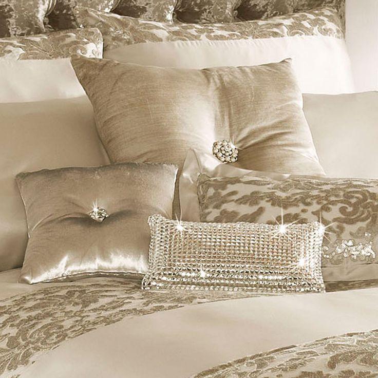 Die besten 25+ Sequin bedding Ideen auf Pinterest Silber - luxus bettwasche kylie minogue