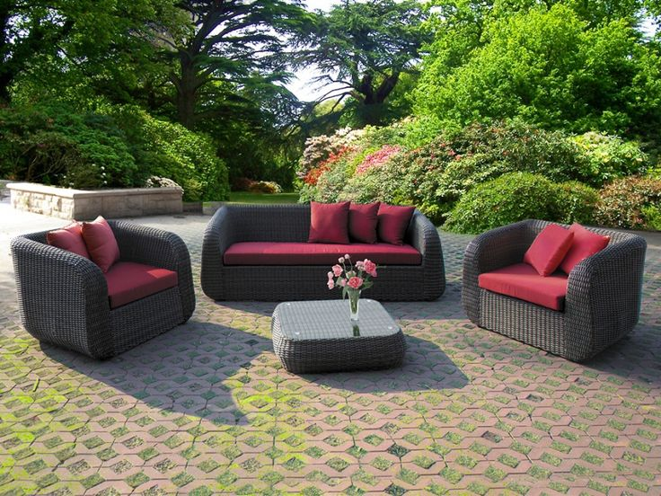 17 meilleures id es propos de salon de jardin promo sur pinterest garde c - Salon de jardin a prix discount ...