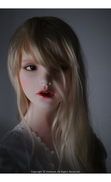 Alicia | HEAD designed by Gu M.J www.dollmore.net | Mi Jung GU | Flickr