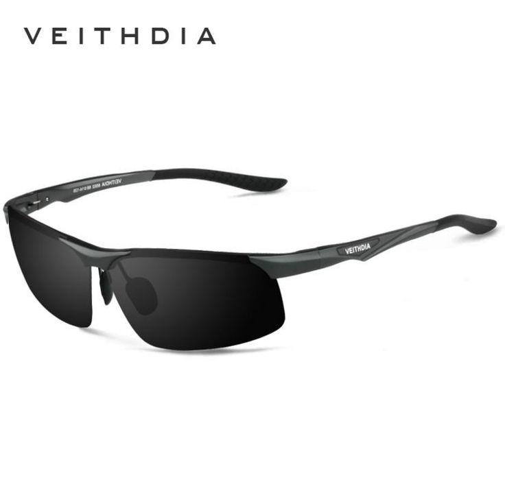 Pánské značkové sluneční brýle černé VEITHDIA Na tento produkt se vztahuje nejen zajímavá sleva, ale také poštovné zdarma! Využij této výhodné nabídky a ušetři na poštovném, stejně jako to udělalo již velké množství spokojených zákazníků …
