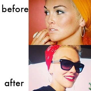 kandeej.com: How and Why To Lighten Your Eyebrows