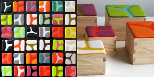Contemporary and Urban Glass Art by Nounou Design | NordicDesign