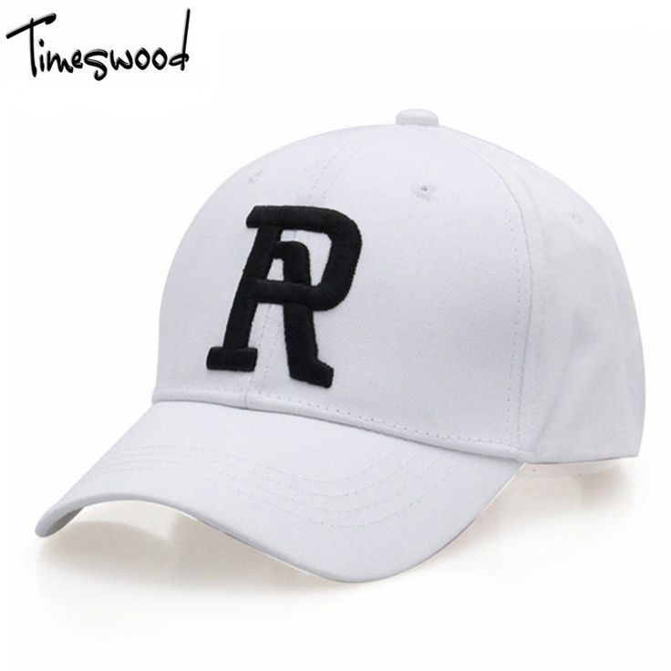 [TIMESWOOD] 3 Color R Baseball Caps 2017 New Unisex Summer Casual Strapback Hats For Men Women Letter Hat Wholesale DropShipping #Affiliate