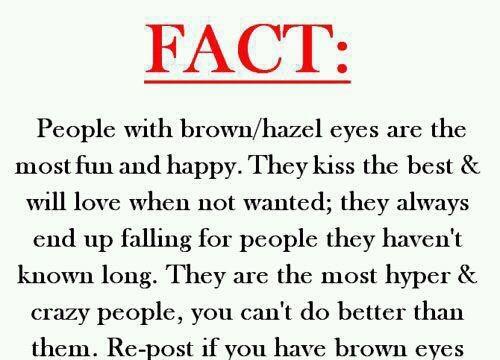 Brown eyed girl♥