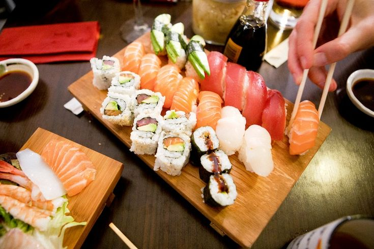 Sushi in München | Sushi Sano #munich #bavaria #germany #restaurant