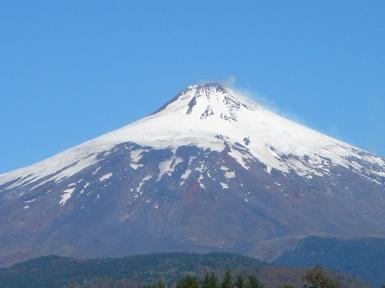 Pucon Volcano, Chile