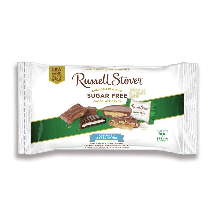 Image for sugar free candies multi flavor 10 oz bag