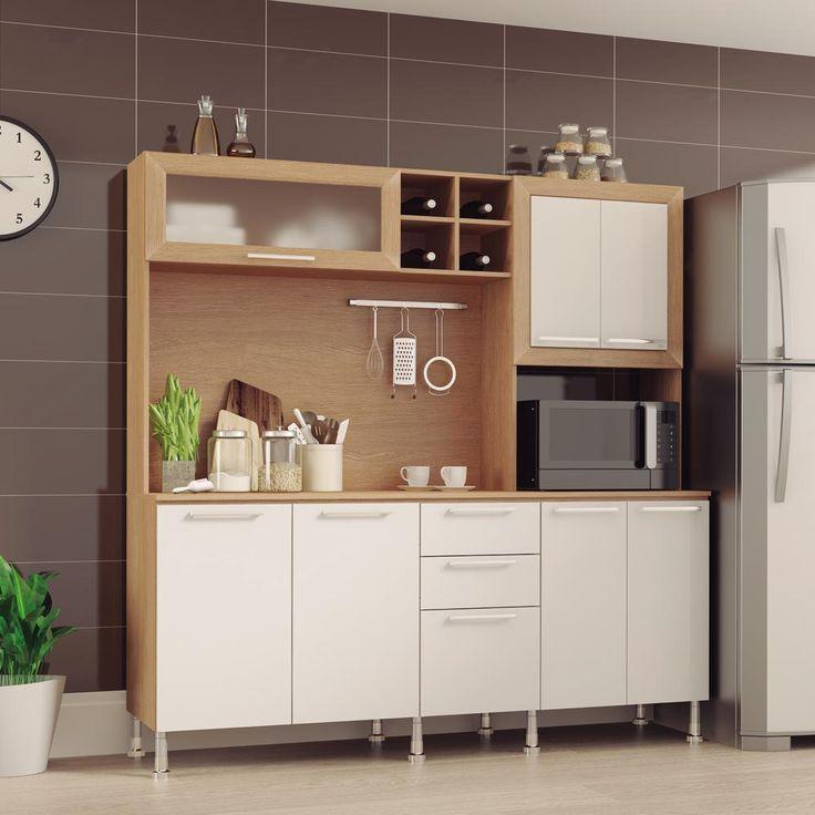 Mejores 37 imágenes de Cocinas en Pinterest | Almacenaje de cocina ...