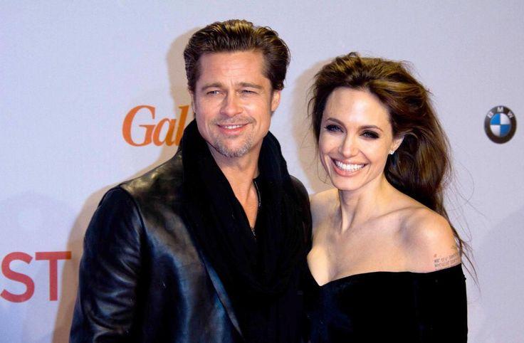 Анджелина Джоли и Брэд Питт помирились | Журнал ОК!