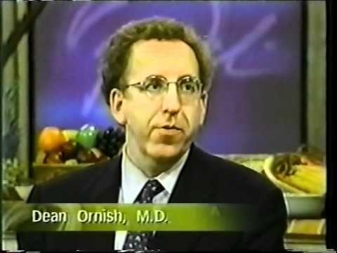 Oprah Show: Dr. Ornish on Reversing Heart Disease (Part 2)