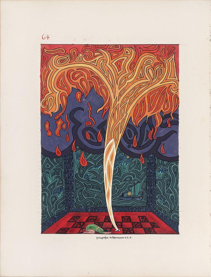 Το Μυστηριώδες Κόκκινο Βιβλίο του Καρλ Γιουνγκ της Χαράς Αστεριάδου