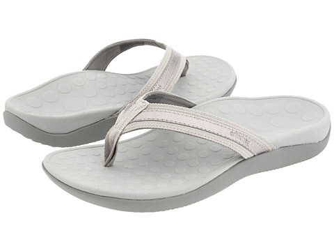 Sandal with serious arch support