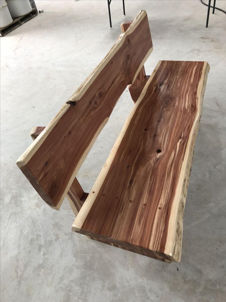 Best 25 Wood Mirror Ideas On Pinterest: Best 25+ Cedar Bench Ideas On Pinterest