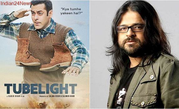 Pritam Chakraborty on Tubelight: The songs cannot be cool because of the character Salman Khan is playing