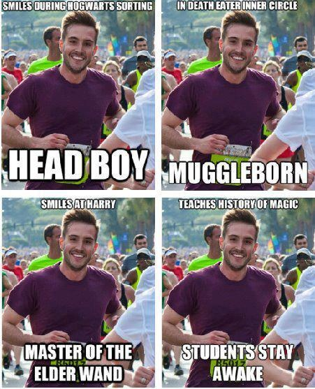 Why wasn't he in Harry Potter?!: Geek, Laughing Mor, Guys Meme, Giggles, Funny, Photogen Guys, Harry Potter, Ridiculous Photogen, Heheh