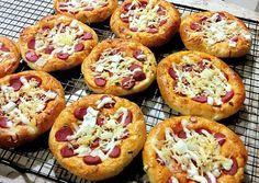 Roti Pizza Mini Super Empukk puk puk