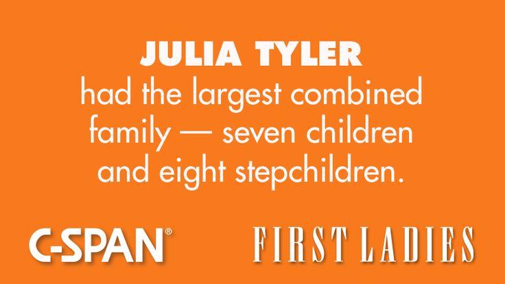 First Lady Julia Tyler