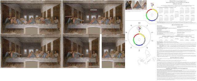 Πιθανή λύση του μυστηρίου του Μυστικού Δείπνου του Λεονάρντο ντα Βίντσι (έκδοση: Ισότητα). Σε υψηλή ανάλυση και ποιότητα: http://tachmalex.gr/possible-solution-of-the-mystery-of-the-last-supper-of-leonardo-da-vinci.html