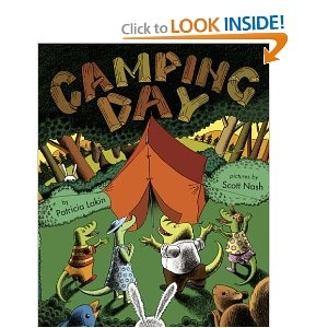 37 best images about preschool theme camping on pinterest for Best fishing books