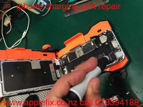 iphone charging port repair in hamilton new zealand. if you are an iphone user sooner or later you will find problems with your iphone charging port at applefix hamilton we repair iphone charging port with in one hour for DIY read here http://www.applefix.co.nz/blog/iphone-charging-port-repair/