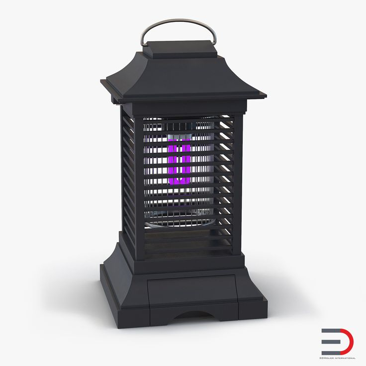 Bug Zapper 3d model