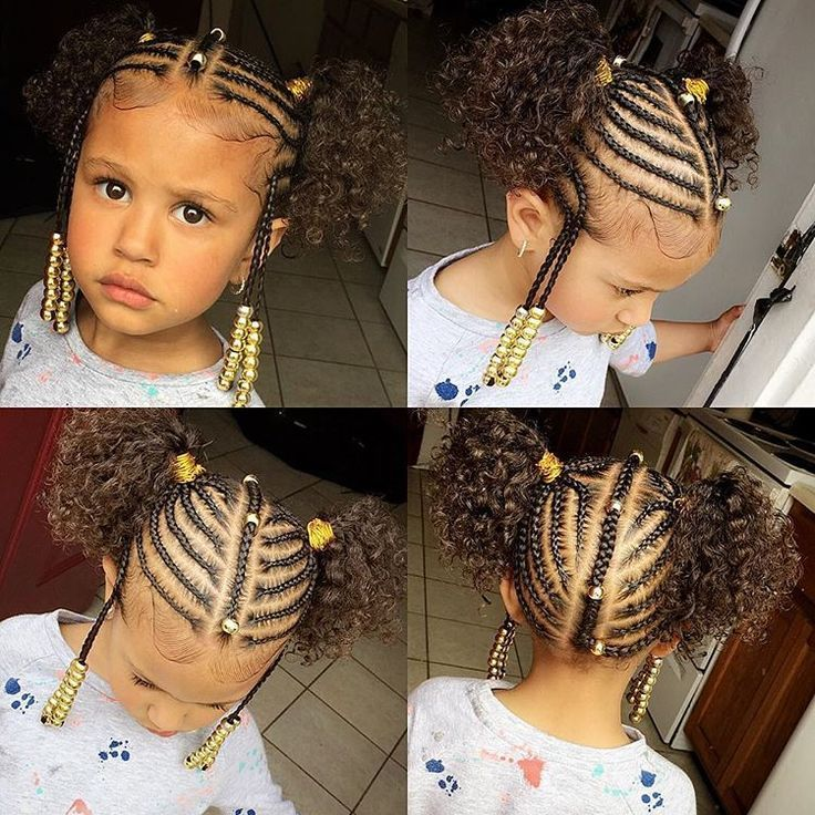 New Pictures Natural Braided Hairstyles Concepts Braided Hairstyles Are Very Preferred In 2021 Toddler Braided Hairstyles Girls Hairstyles Braids Baby Girl Hairstyles