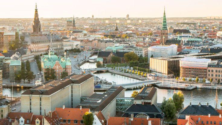 The best views in Copenhagen