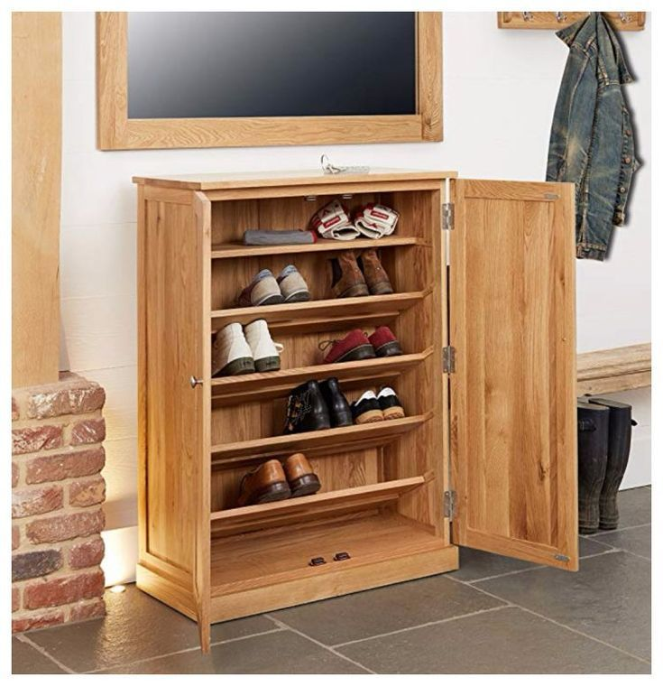 21 Easy And Cheap Diy Shoe Rack Ideas Simplyhome In 2020 Wooden