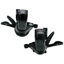 Shimano Deore M591 3x10 Speed Trigger Shifter. http://www.bicicentral.com/shimano-deore-m591-3x10-speed-trigger-shifter.html