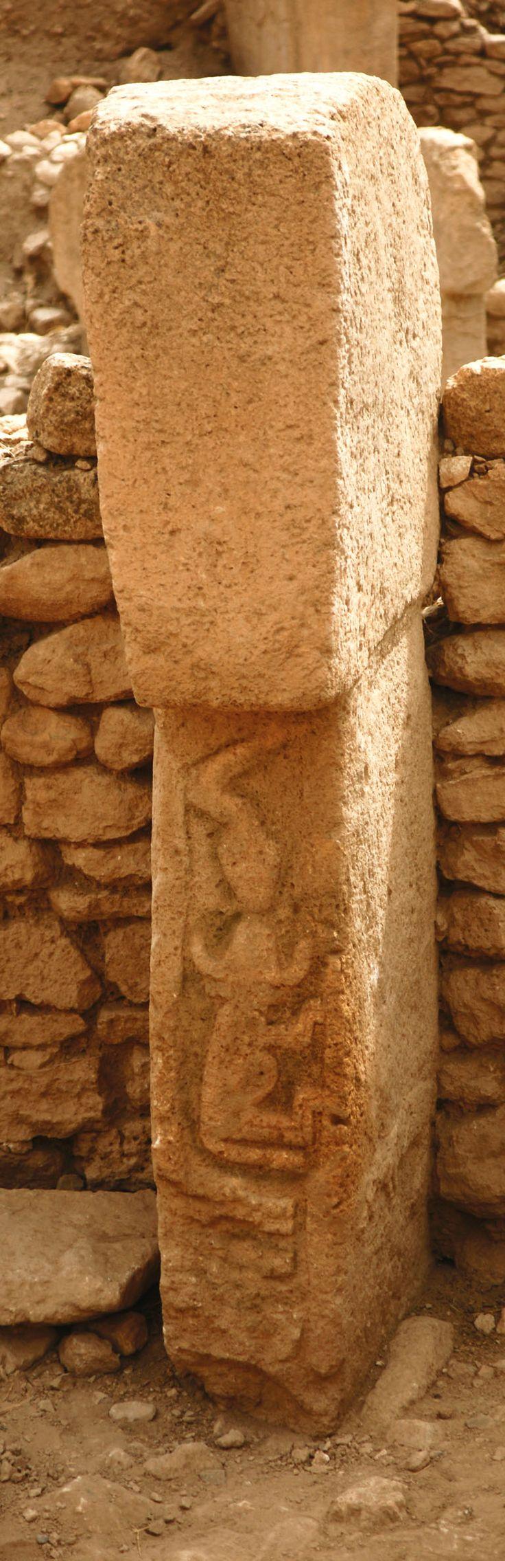 Göbeklitepe- Urfa, 9600 BC (11.600 years ago)photography: Erdinç Bakla (2012)