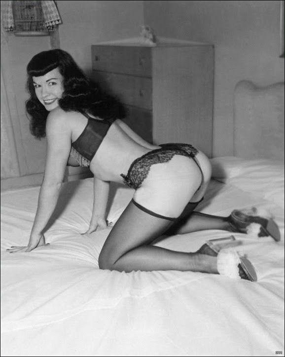 Betty paige lesbian