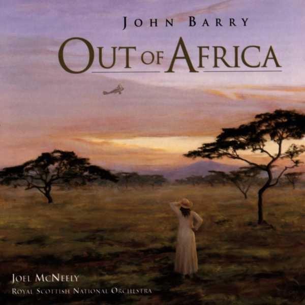 Bande Originale du film Out Of Africa (1985) John Barry