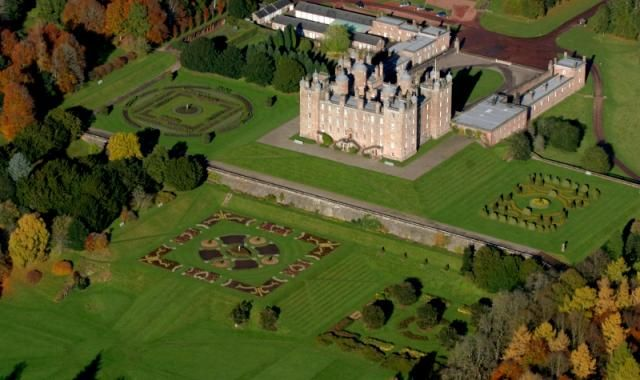 Drumlanrig Castle | Estate Life http://bit.ly/1EgpLxy #ExclusiveUse #HistoricProperty #VenueHire #ScottishVenue