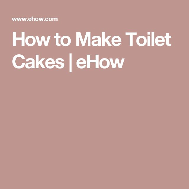 how to make toilet paper cake