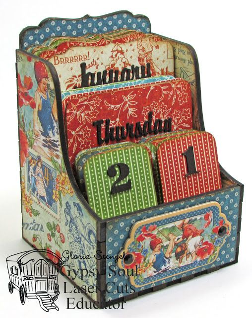 Let's Make a Perpetual Calendar!