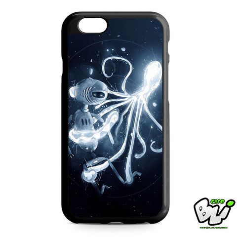 Light Octopus Robot iPhone 6 Case | iPhone 6S Case