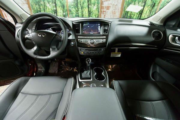 2019 Infiniti Qx60 Luxe Interior In 2020 Infiniti Luxe Interiors Lux