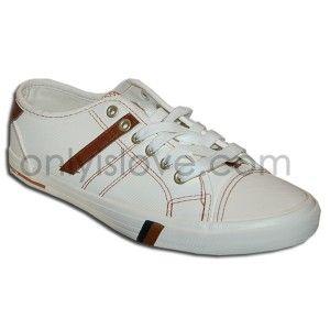 Zapatillas blancas hombre - Only IS Love