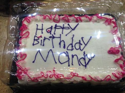 A Woman's Cake Mistake From Meijer Went Viral for All the Right Reasons