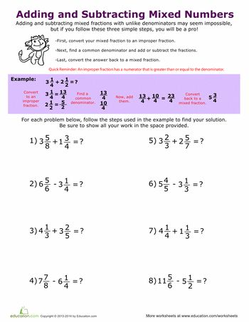 add and subtract mixed numbers worksheet word problems worksheets by math crush fractionsword. Black Bedroom Furniture Sets. Home Design Ideas