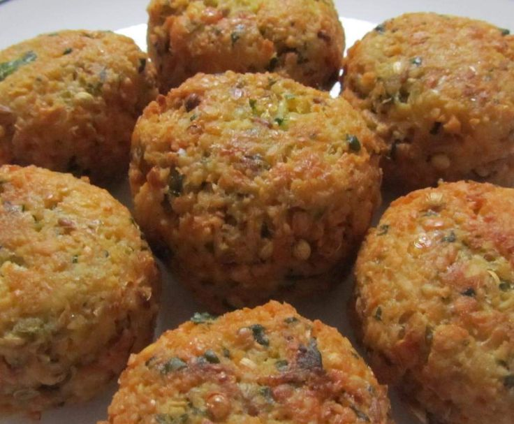 Falafel vegan Ruck Zuck by jewel79 on www.rezeptwelt.de