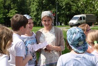 Учащиеся Воскресной учебно-воспитательной группы Подворья приняли участие в фотоконкурсе «Наши маленькие москвичи».jpg