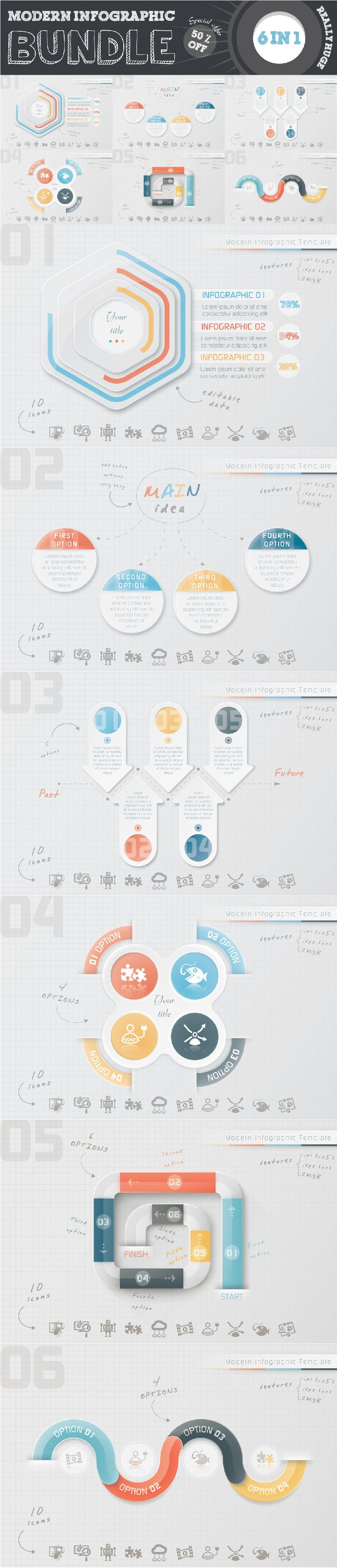 Check out #Infographic Infographic Bundle (vol.1) http://infographicparadise.com/infographic/93-Infographic-Bundle-%28vol.1%29 on http://infographicparadise.com/