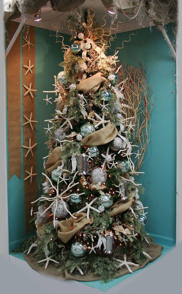Beach themed christmas ornaments - Starstruck Tree Christmas Tree Recipe