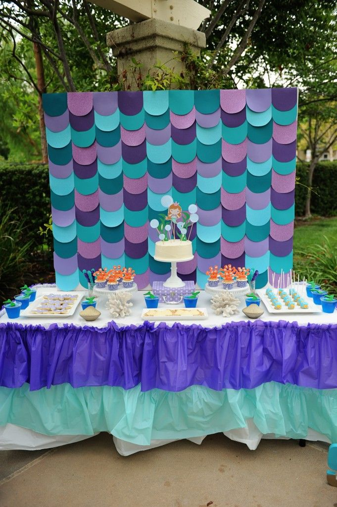 369 best little mermaid/under the sea party images on Pinterest ...